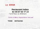 restaurant le Shiva